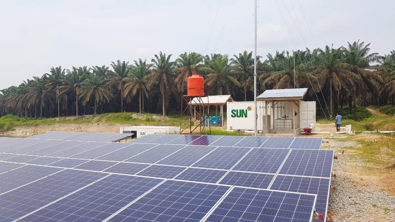 Hybrid Solar Waterpump